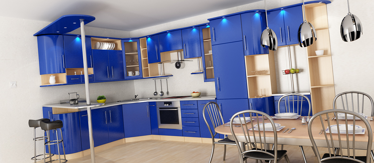Farnichar kichan interesting clock tower kitchen design for Kitchen farnichar dizain